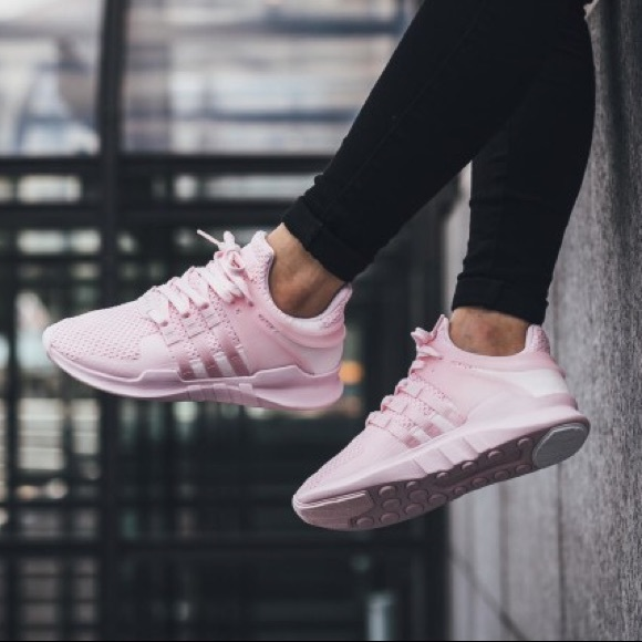 Adidas Pink EQT Sneakers